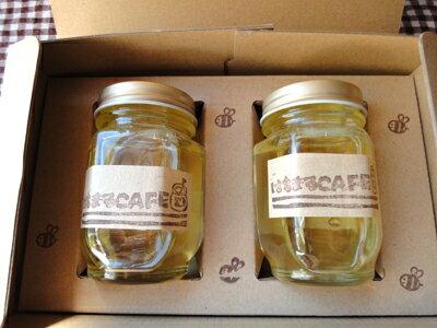 令和元年6月採蜜 国産あかしあ2個セット 蜂蜜 内容量170g×2個 箱入り ご贈答用に