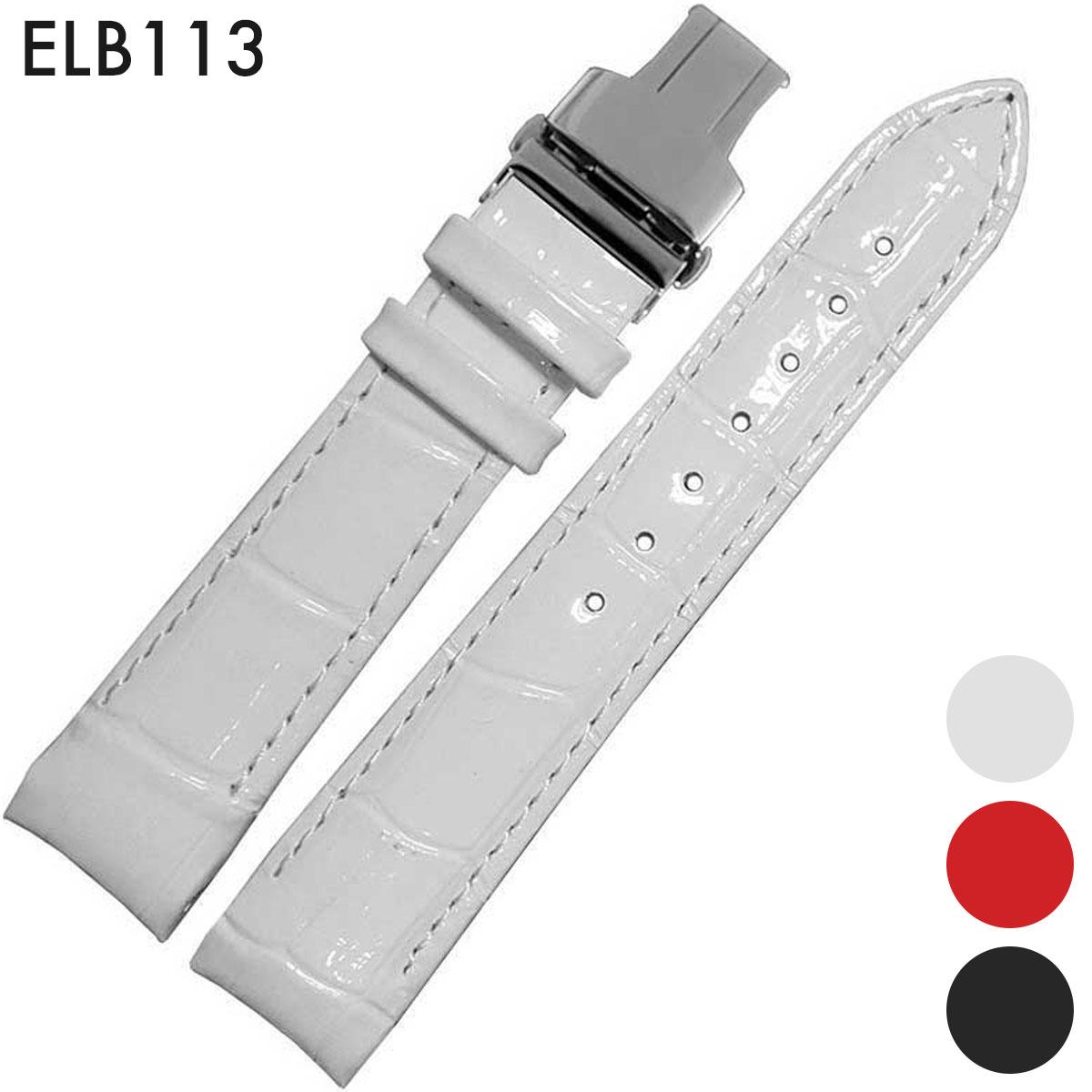 腕時計用アクセサリー, 腕時計用ベルト・バンド  18mm : TISSOT T035.210.16.051.00011371207 ()D Eight - ELB113