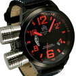 Tauchmeister 1937 トーチマイスター 1937 クォーツ 腕時計 メンズ ダイバーズウォッチ U-BOOT(ユーボート)[T0200] 並行輸入品 メーカー保証24ヶ月&純正ケース付き