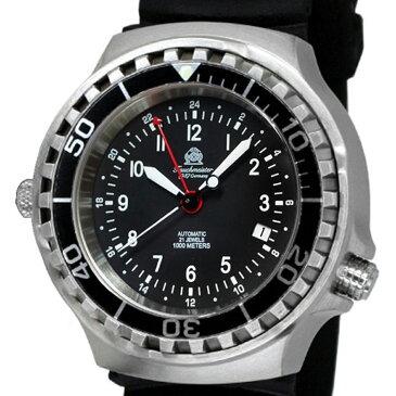 Tauchmeister 1937 トーチマイスター1937 自動巻き(手巻き機能あり) 腕時計 [T0312] 並行輸入品 デイト ダイバーズ ヘリウムエスケープバルブ
