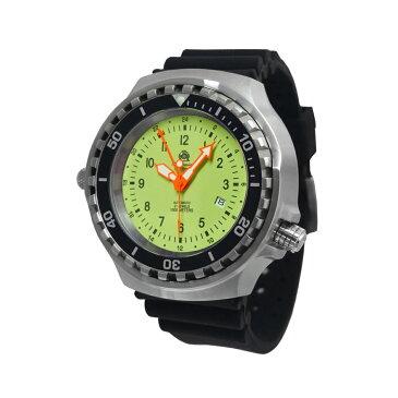 Tauchmeister 1937 トーチマイスター1937 自動巻き(手巻き機能あり) 腕時計 [T0313] 並行輸入品 デイト ダイバーズ ヘリウムエスケープバルブ