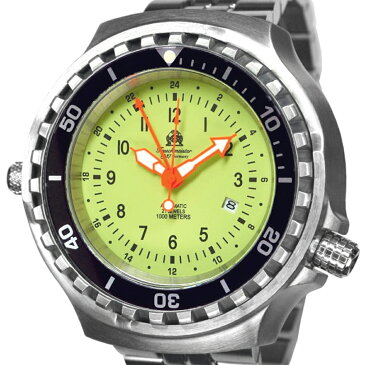 Tauchmeister 1937 トーチマイスター1937 自動巻き(手巻き機能あり) 腕時計 [T0313M] 並行輸入品 デイト ダイバーズ ヘリウムエスケープバルブ