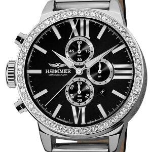Haemmerハンマードイツクォーツ腕時計ファッション[DSC-01]並行輸入品純正ケースメーカー保証24ヶ月