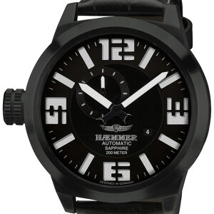 Haemmerハンマードイツクォーツ腕時計[HM-04]並行輸入品純正ケースメーカー保証24ヶ月