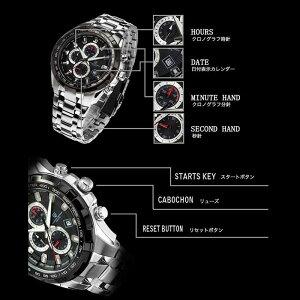 PAGANIDESIGNパガーニクォーツ腕時計メンズスポーツウォッチ[PS-3303]並行輸入品メーカー保証12ヶ月&純正ケース付き