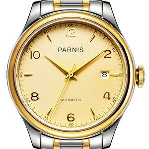 【NEW】PARNISパーニスクォーツ腕時計メンズ[H2113-S3AS]並行輸入品メーカー保証