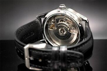 PARNIS パーニス 自動巻き 腕時計 メンズ [PN-048S4ALP] 並行輸入品 当店保証24ヵ月