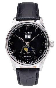 PARNISパーニス自動巻き腕時計メンズ[PN-122S3AL]並行輸入品当店保証24ヵ月532P19Apr16
