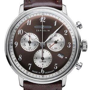 ZEPPELINツェッペリンクォーツ腕時計ドイツ製シンプルデザイン薄型[7086-5]並行輸入品メーカー保証24ヶ月&純正ケース付き