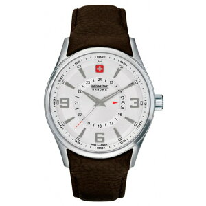 SwissMilitaryHanowaスイスミリタリーハノワクォーツ腕時計メンズウォッチ[06-4155-04-001-05]並行輸入品国際保証24ヵ月純正ケース付き