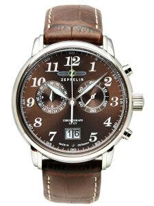 ZEPPELINツェッペリンクォーツ腕時計メンズブランド[7684-3]並行輸入品メーカー国際保証24ヵ月純正ケース付き