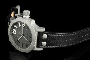 Carucciカルッチ自動巻き腕時計メンズ[CA2211GR-BK]並行輸入品メーカー国際保証24ヵ月純正ケース付き