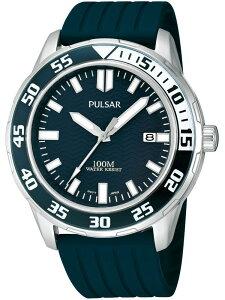 Pulsarパルサークォーツ腕時計メンズ[PS9117X1]並行輸入品メーカー保証24ヵ月純正ケース付き