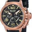 BALLAST バラスト クォーツ 腕時計 メンズ ミリタリー イギリス SWISS MADE [BL-3101-0J] 並行輸入品 純正ケース メーカー保証24ヶ月