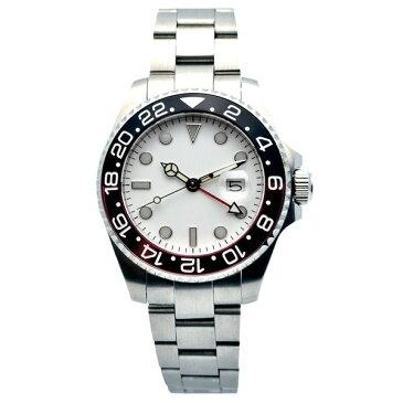 NOLOGO ノーロゴ 自動巻き 腕時計 メンズ [NL-0173SW4AS] 並行輸入品 メーカー保証24ヶ月
