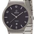 OBAKU オバック クォーツ 腕時計 デンマーク シンプル 薄型 ファッション [V133GTBST1] 並行輸入品 純正ケース メーカー保証【新生活応援】
