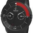 OBAKU オバック クォーツ 腕時計 デンマーク シンプル 薄型 ファッション [V141GBBMB] 並行輸入品 純正ケース メーカー保証【新生活応援】