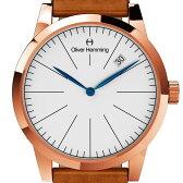 Oliver Hemming オリバーヘミング クォーツ 腕時計 イギリス アート デザイン [WT17R76WVT] 並行輸入品 純正ケース メーカー保証