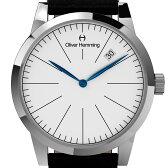 Oliver Hemming オリバーヘミング クォーツ 腕時計 イギリス アート デザイン [WT17S76WVB] 並行輸入品 純正ケース メーカー保証