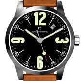 Oliver Hemming オリバーヘミング クォーツ 腕時計 イギリス アート デザイン [WT17SB66BVT] 並行輸入品 純正ケース メーカー保証