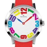 Oliver Hemming オリバーヘミング クォーツ 腕時計 イギリス アート デザイン [WT18S20CRNC] 並行輸入品 純正ケース メーカー保証【新生活応援】