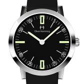 Oliver Hemming オリバーヘミング クォーツ 腕時計 イギリス アート デザイン [WT18S45BBL] 並行輸入品 純正ケース メーカー保証【新生活応援】