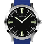 Oliver Hemming オリバーヘミング クォーツ 腕時計 イギリス アート デザイン [WT18S45BBLNC] 並行輸入品 純正ケース メーカー保証
