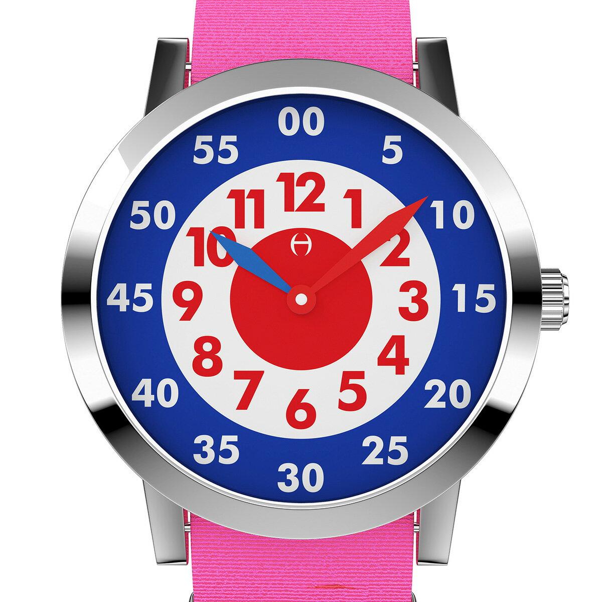 1f67ce687e 【残り1点】Oliver Hemming オリバーヘミング クォーツ 腕時計 イギリス アート デザイン [WT18S58RPNC