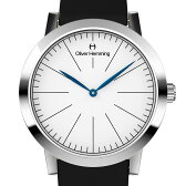 Oliver Hemming オリバーヘミング クォーツ 腕時計 イギリス アート デザイン [WT18S76WBL] 並行輸入品 純正ケース メーカー保証【新生活応援】