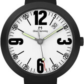 Oliver Hemming オリバーヘミング クォーツ 腕時計 イギリス アート デザイン [WT35B66WBL] 並行輸入品 純正ケース メーカー保証