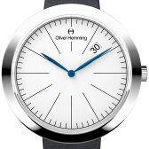 Oliver Hemming オリバーヘミング クォーツ 腕時計 イギリス アート デザイン [WT35S76WGS] 並行輸入品 純正ケース メーカー保証【新生活応援】