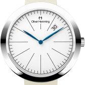 Oliver Hemming オリバーヘミング クォーツ 腕時計 イギリス アート デザイン [WT35S76WIS] 並行輸入品 純正ケース メーカー保証【新生活応援】