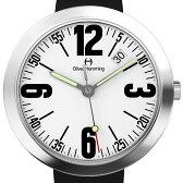 Oliver Hemming オリバーヘミング クォーツ 腕時計 イギリス アート デザイン [WT35SB66WBL] 並行輸入品 純正ケース メーカー保証【新生活応援】