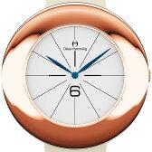 Oliver Hemming オリバーヘミング クォーツ 腕時計 イギリス アート デザイン [WT36R26WIS] 並行輸入品 純正ケース メーカー保証