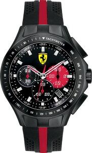 Ferrariフェラーリクォーツ腕時計メンズスポーツウォッチ[SF830023]並行輸入品メーカー国際保証24ヵ月純正ケース付き