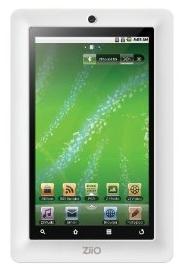 激安PC【大人気】Creative ZiiO 7 インチ Android タブレット 8GB ZO-7S8G-WT +Pocket WiFi D2...