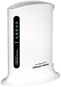 無線LAN内蔵ホームWiMAXルータ。実績ある無線LAN&ブロードバンドルータ機能搭載で、使って快適...