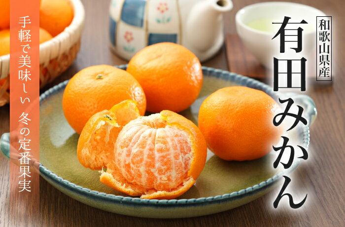 みかん有田みかん赤秀L〜Sサイズ約2.5kg和歌山県産JAありだミカン蜜柑お歳暮