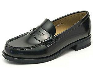 HARUTA ハルタ 4505 ローファー 靴 ブラック 黒 【4505-BK】 【RCP】