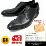 KATHARINEHAMNETTキャサリンハムネット3969ブラック靴