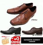 KATHARINEHAMNETTキャサリンハムネット31601ブラック靴