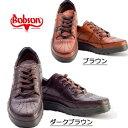 ボブソン BOBSON 靴 本革 メンズ 疲れない カジュアルシューズ ウォーキングシューズ 軽量 3E 0007 ブラウン ダークブラウン 旅行 父の日 プレゼント ギフト