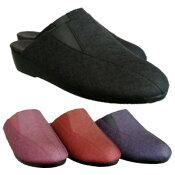 サンダルレディース歩きやすいTokueiトクエイ805Lサイズ24.0cmレディースつっかけヘップサンダル防寒モード履き日本製