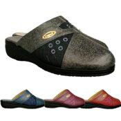 サンダルレディース歩きやすい日本製文和Bunwa5666Mサイズ23.0cm23.5cm防寒つっかけミュールサンダル
