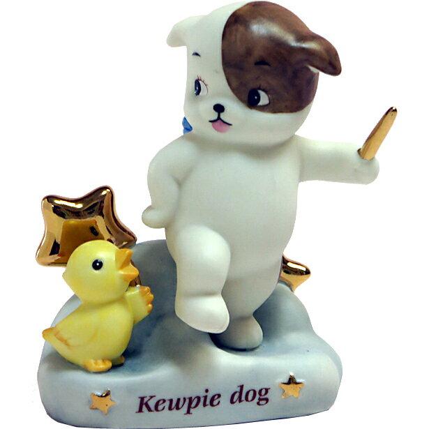 ローズオニールキューピー人形 ブラスバンドキューピー・キューピー犬 サブドラムメジャー Rose O'Neill Kewpie画像