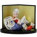 五月人形ローズオニールキューピー五月人形こいのぼり
