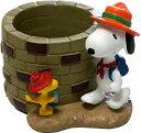 <small>ベビー・マタニティ・趣味</small>通販専門店ランキング27位 スヌーピー プチプランター「ビーグル・スカウト」 Snoopy