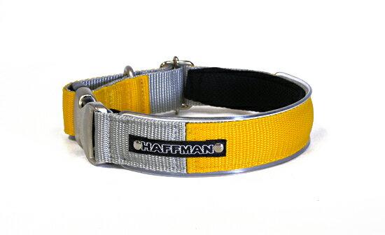 犬の首輪堂ハフマン『ワンタッチバックルBasicショックレス首輪25mm幅』