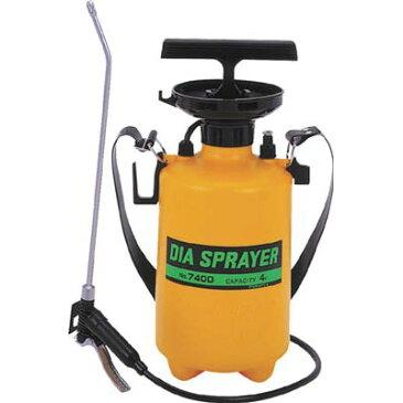 フルプラ:フルプラ ダイヤスプレープレッシャー式噴霧器4リッター 7400 型式:7400