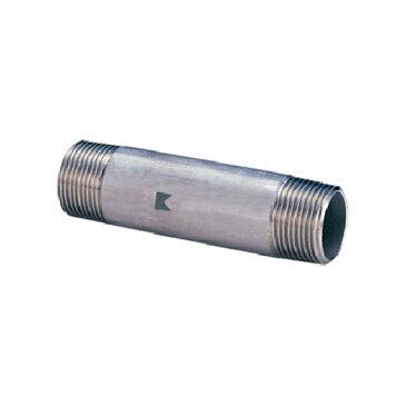 キッツ(KITZ):【8A〜50A×定尺】両長ニップル(SUS304TP) 型式:KITZ-PN50L-8